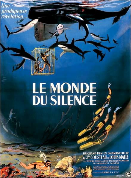 El mundo del silencio -Jacques-Yves Cousteau