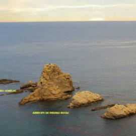 torres gemelas inmersión buceo