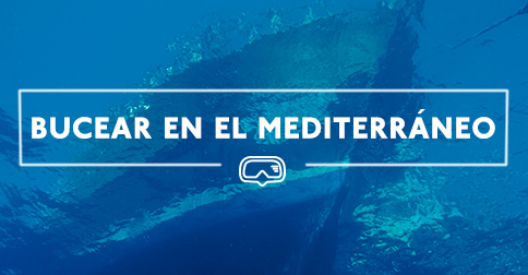 Bucear en el mediterráneo