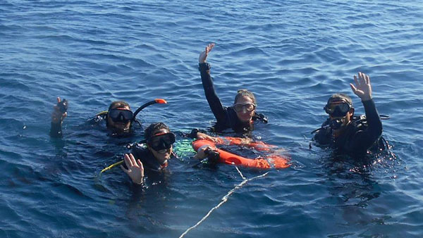 curso buceo Open Water