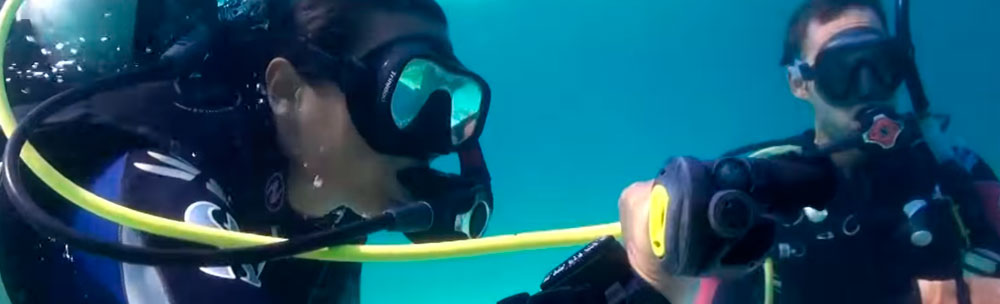 rescue diver y EFR curso buceo