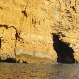 la caverna de las gambas buceo Jávea