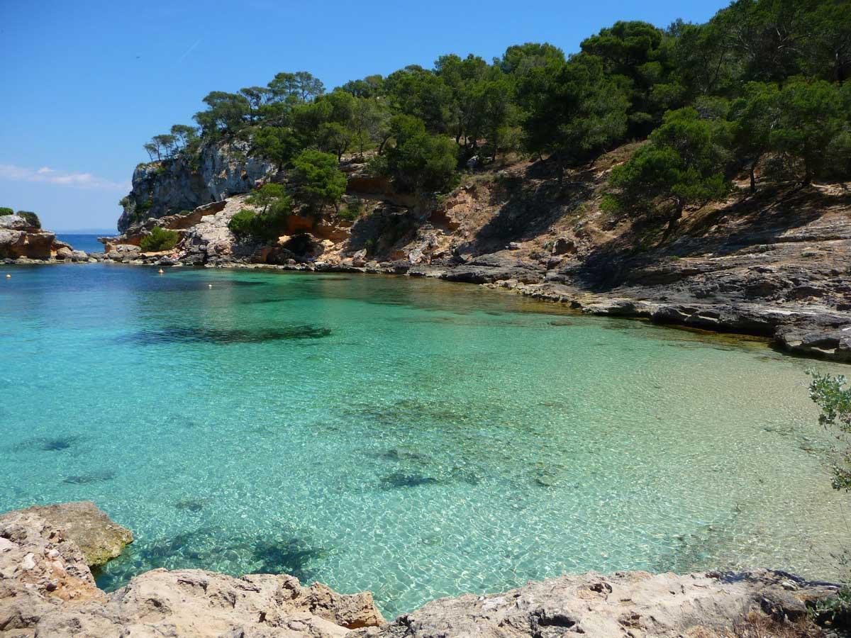 playas en espana para hacer snorkel