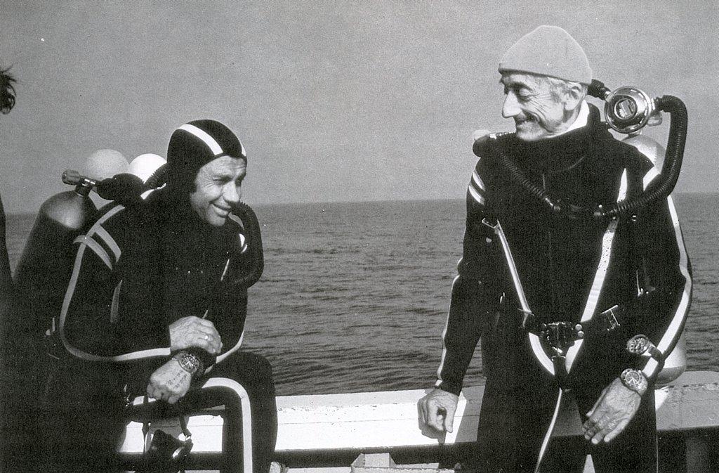 Jacques-Yves Cousteau, el enamorado del mar al que debemos el regulador en buceo