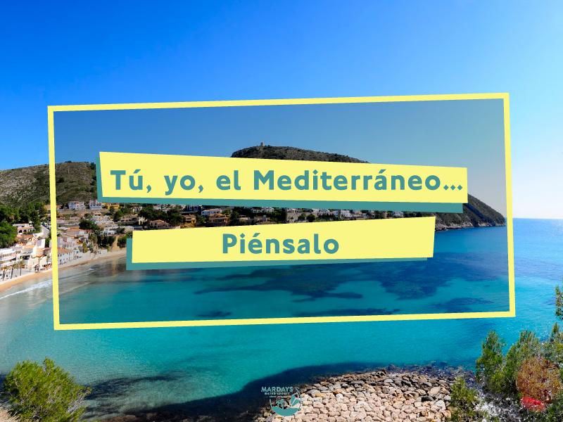 buceo mediterraneo mardays