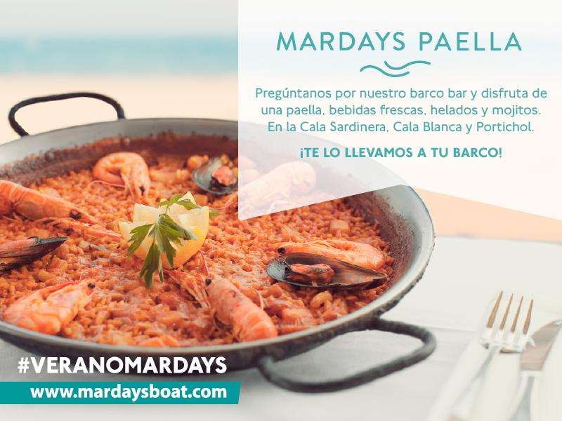 paella buceo mardays javea denia